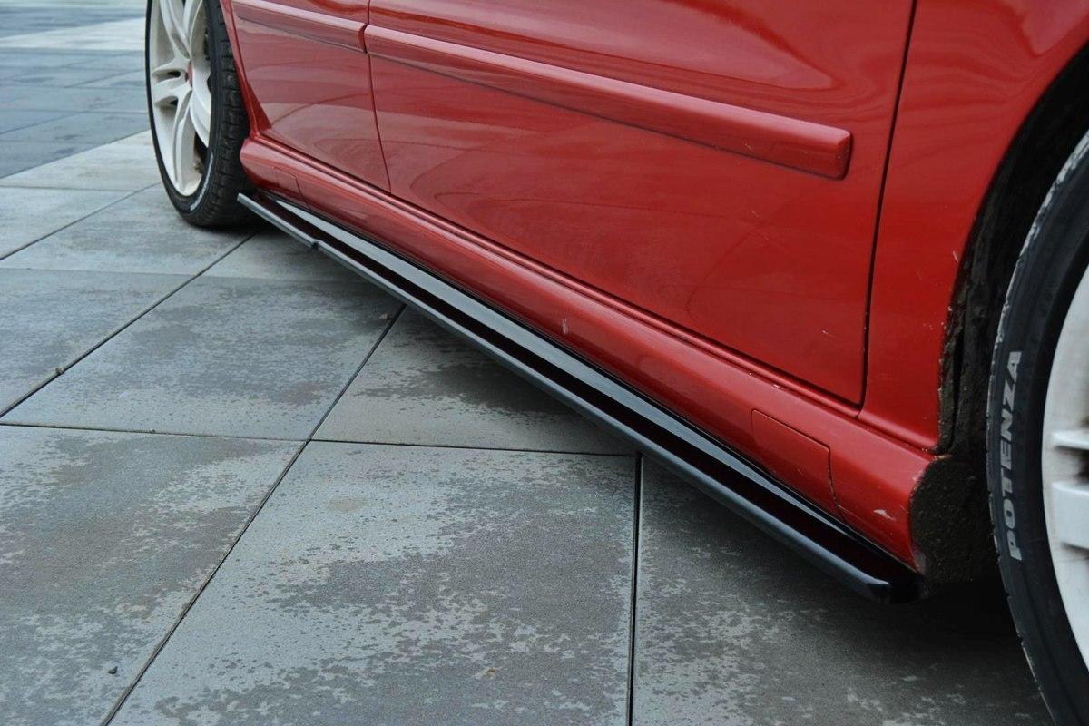 Dokładki Progów Seat Leon Mk1 Cupra - GRUBYGARAGE - Sklep Tuningowy